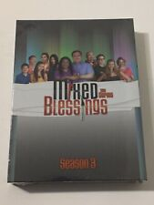 New Mixed Blessings Season 3 DVD APTN Canada First Nation Family Comedy Sealed