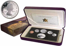 2003 Canada Special Edition Coronation Proof Set Coin in Original Packaging