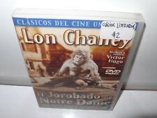el jorobado de notre dame - hugo - chaney - dvd