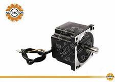 DE Free 1PC Nema34 Schrittmotor 66mm 3.2Nm 4A Φ12.7mm Keyway Bipolar 450oz-in