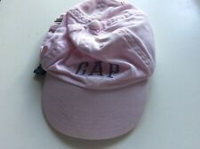 Girls Gap Summer Pink Baseball Cap Size S