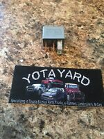 TOYOTA LEXUS AUTOMOTIVE RELAY 12V 90987-02028 YOTAYARD