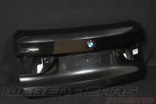 BMW 530dA 5er GT F07 Heckklappe unten Kofferraumdeckel Kofferraum sophistograu
