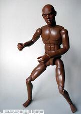 "1/6 Mace Windu head body Sideshow for 12"" figure Star Wars Samuel L Jackson nude"