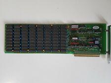 IBM 5150 5155 5160 5170 PC XT AT ISA 8 bit 512K RAM Memory Expansion Card Board