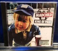 Madchild of Swollen Members - King of Pain EP CD rare underground rap horrorcore