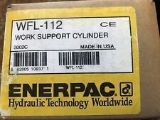 New listing Enerpac Wfl-112 Work Support Hydraulic Advance 2500Lb New