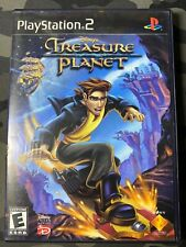 Treasure Planet (Sony Playstation 2 ps2) Complete