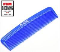 Small Comb Blue Beards Revenge Blue Moustaches Beard Styling Comb Made UK