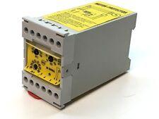 Greenlee 5745-480 Motor Protector 3-Phase 480-Volt Sequential Restart, DIN Mount