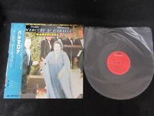 Freddie Mercury Montserrat Caballe Barcelona Japan 12 inch Vinyl Single Queen