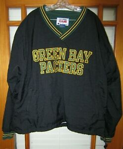 Men's XL Packers Pullover Jacket Vintage Pro Line by Champion