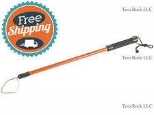 "Celsius - 24"" GAFF with STAINLESS STELL HOOK - blaze orange plastic handle"