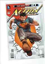 Action Comics #0 Presque comme neuf DC comics New 52 Grant Morrison Ben Oliver Superman