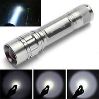 Focus 3000LM 3 Modes CREE XML T6 LED 18650 Flashlight Super Torch Powerful Light