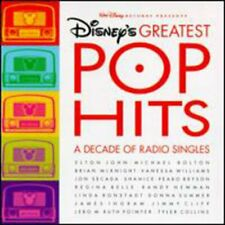 Disney's Greatest Pop Hits / Various : Disney's Greatest Pop Hits Rock 1 Disc Cd