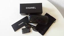 CHANEL Plastic Frame Sunglasses for Women