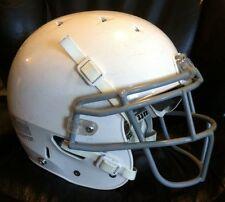 "Schutt Youth Recruit Hybrid Football Helmet Sz M  ""Game Used"" w/ Chin Strap Mask"