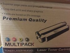 New in Box Laser Toner Cartridges CLT406-BK/C/Y/M  - compatible machines listed