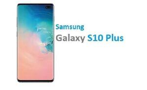 New Open Box Unlocked Samsung S10+ S10 Plus G975U G975U1 T-Mobile Verizon AT&T