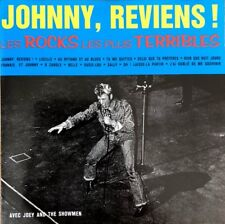 Johnny Hallyday - Johnny Reviens ! les Rocks les Plus Terribles - CD