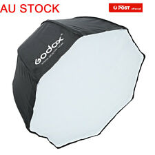 "AU GODOX 47"" 120cm Octagon Umbrella Softbox Brolly Reflector for Flash Speedlite"