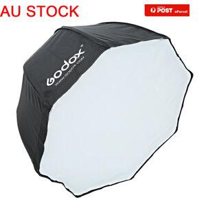 """AU GODOX 47"""" 120cm Octagon Umbrella Softbox Brolly Reflector for Flash Speedlite"""