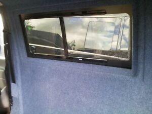 VW Transporter T4 side window trims (pair)