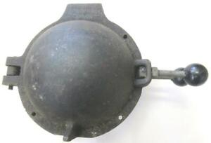 40 POUND CANNONBALL MOLD COMMERCIAL FISHING DOWNRIGGER METALCRAFT INC SPORT FISH