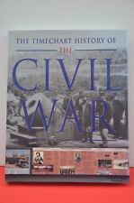 The Timechart History Of The Civil War Includes 32 Page Full Color Foldouts