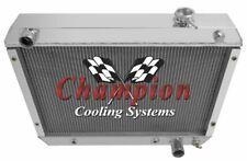 3 Row Ace Champion Radiator for 1963 64 1965 Chevrolet Chevy II Nova Factory V8