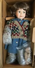 """Boyd'S Yesterday'S Child Doll Collection 12"""" Judy Dee 4816"""