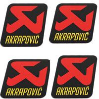 P-VST2AL Exhaust Sticker OEM Akrapovic