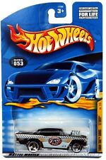 2001 Hot Wheels Turbo Taxi #53 '57 Chevy