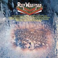 RICK WAKEMAN - JOURNEY TO THE CENTRE OF THE EARTH (LP)   VINYL LP NEU