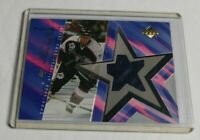 MIKE MODANO - 2001 UPPER DECK - GAME USED ALL STAR JERSEY -