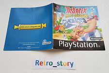 Sony Playstation PS1 Astérix Maxi-Delirium Notice / Instruction Manual