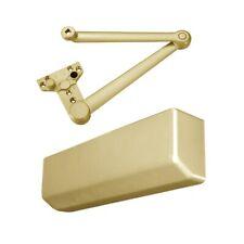 Stanley Security Solutions Door Closer Brass Finish CLD 4551 EDA 696 Commercial