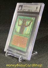 MTG Limited Edition Alpha 1993 Ironroot Treefolk BGS 9.0Q++ (Quad++) Mint 93/94