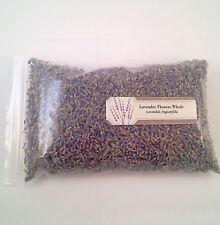 1 oz. Lavender Flowers Whole (Lavandula Officinalis) <28 g / .063 lb> Dried Tea