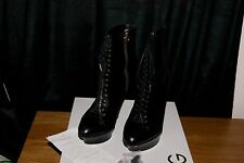 STUNNING KG by KURT GEIGER VINA BLACK BOOT 0662500109  UK 6 EU 39 RRP £160.00