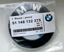 BMW-Emblem 82mm 2 Pin  51148132375 OEM Vorne oder hinten Motorhaube Kofferraum b