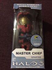 Halo 3 Master Chief Wacky Wobbler SDCC 2008 Exclusive BNIB - box damage