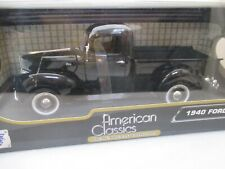 Motor Max Ford Pickup 1940 # Schwarz # Maßstab 1:18 Neu in OVP