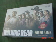 NEW 2011 The Walking Dead AMC TV Board Game Factory Sealed Cryptozoic Zombie