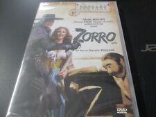 "DVD NEUF ""ZORRO"" Alain DELON, Stanley BAKER / Duccio TESSARI - western"