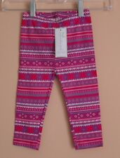 First Impressions Baby Girls'  Leggings in Plum Fizz, 18 Months