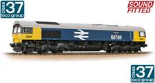 Bachmann 32-740SF Class 66/7 66789 'British Rail 1948-1997' GBRF BR Blue