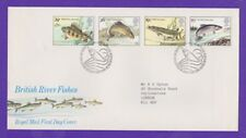 1983 The British River Fishes 首日封