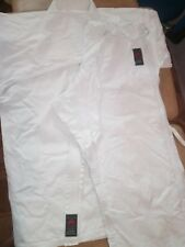 shureido used karate gi uniform